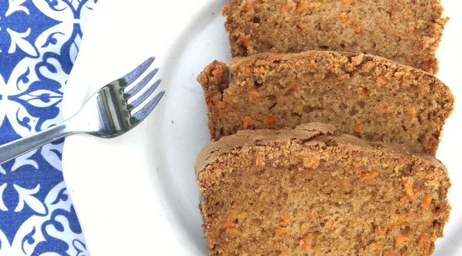 La receta de Mayo: Carrot cake