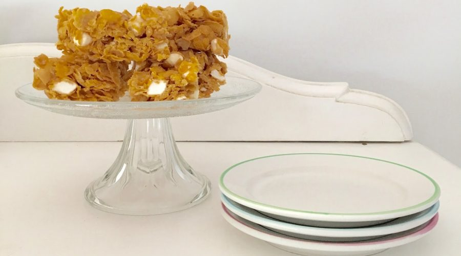 La receta de Junio: Barritas de cereales