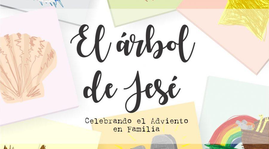 Nuevo Libro: ¡EL ÁRBOL DE JESÉ!