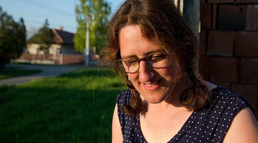 At home with Janneke